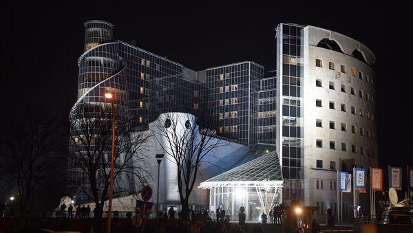 Budynek TVP w Warszawie - Sputnik Polska