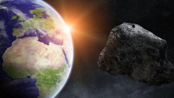 Naukowcy podali dokładną datę katastrofy, która zniszczy Ziemię - Sputnik Polska