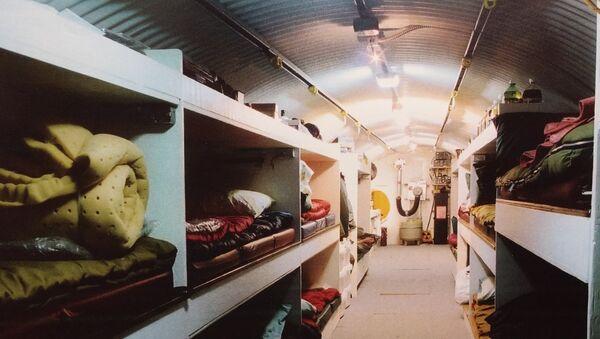 Bunker od Utah Shelter Systems, USA - Sputnik Polska