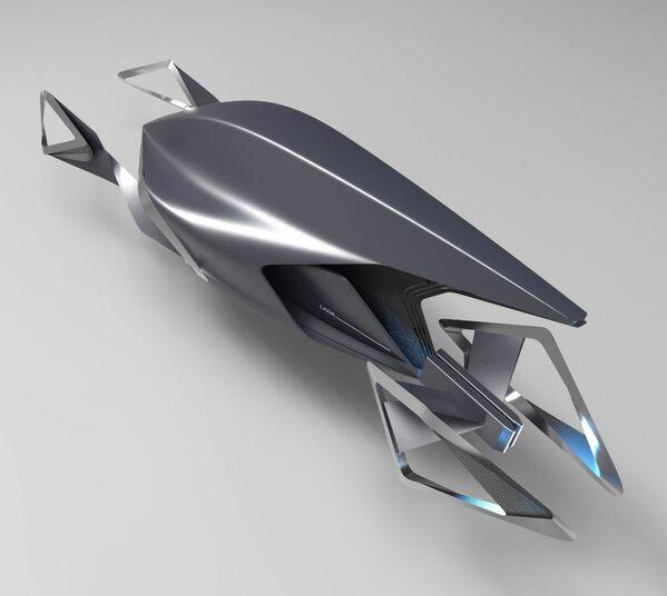 Łada 2050 - Sputnik Polska