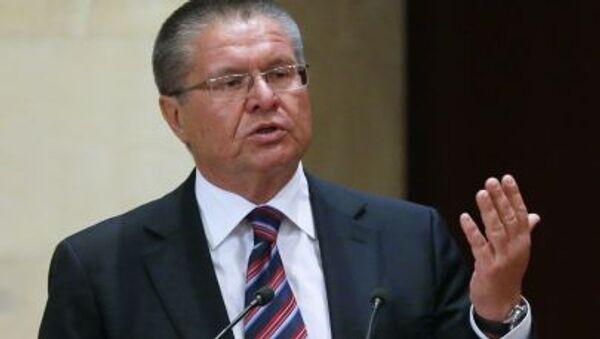 Minister rozwoju gospodarczego FR Aleksiej Uljukajew - Sputnik Polska
