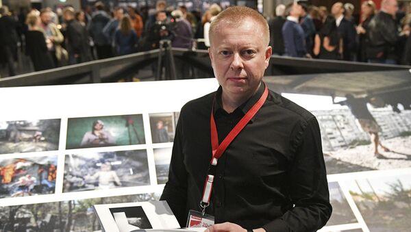 Fotoreporter MIA Rossija Segodnia Walerij Mielnikow - Sputnik Polska