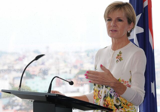 Szefowa MSZ Australii Julie Bishop