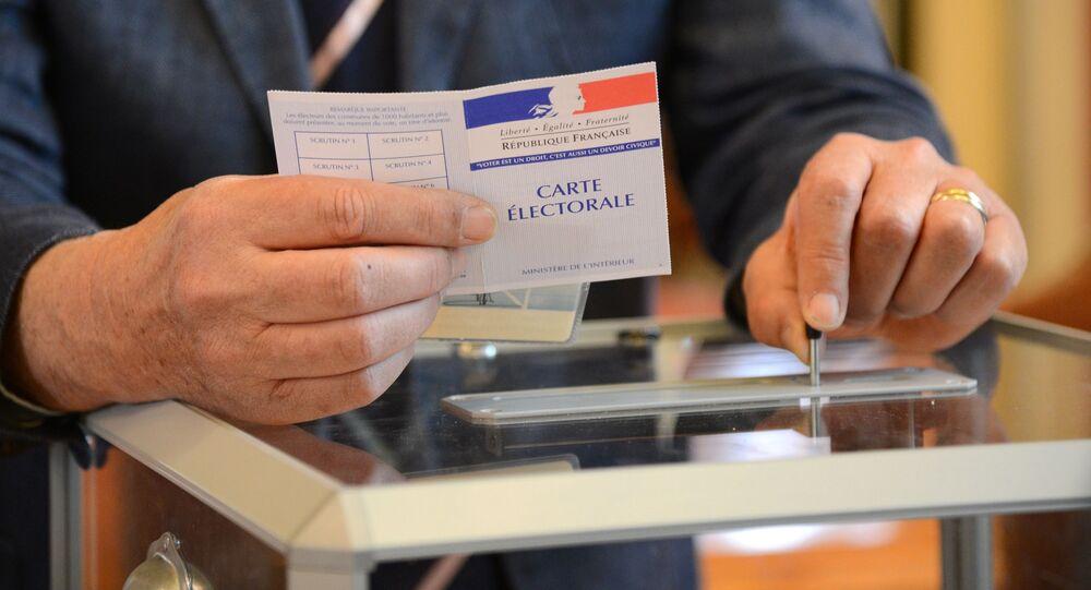 Pierwsza tura wyborów prezydenckich we Francji