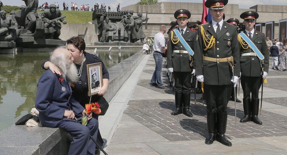 Dzień Zwycięstwa, Kijów