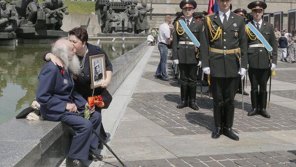 Dzień Zwycięstwa, Kijów - Sputnik Polska