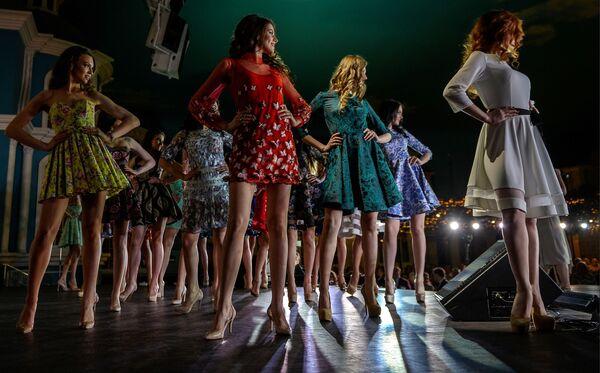 Konkurs piękności Piękność Rosji 2017 - Sputnik Polska