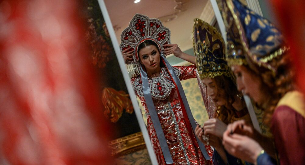 Rosyjska piękność