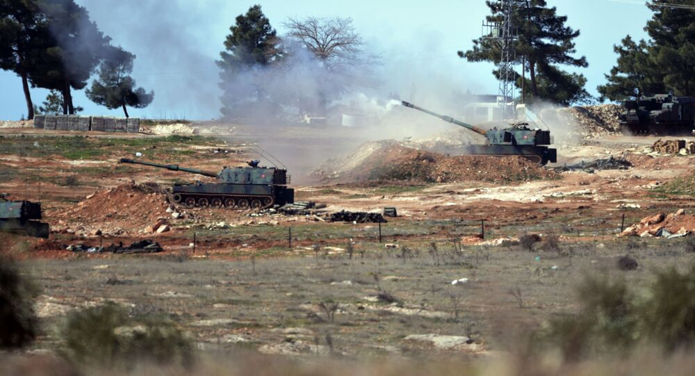 Turecka artyleria