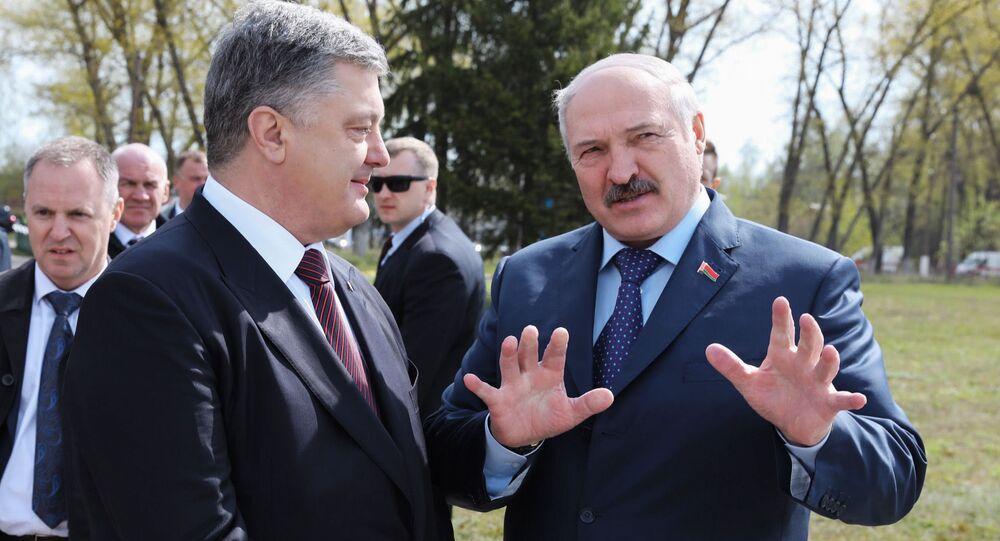 Prezydenci Ukrainy i Białorusi w Czarnobylu