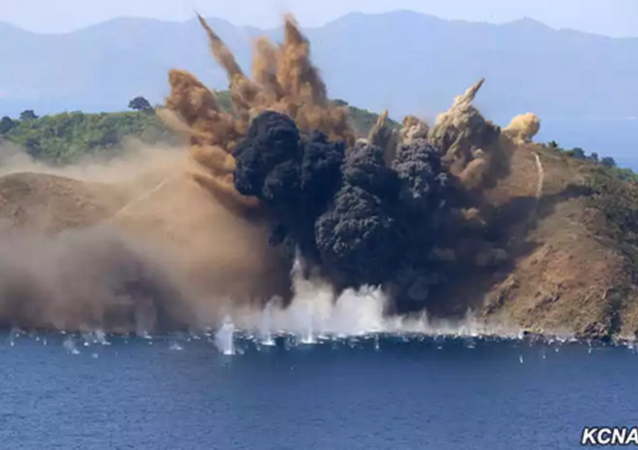 Kim Dzong Un kierował wielkimi manewrami strzelniczymi na wschodzie Korei Północnej