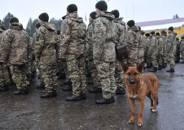Początek kolejnego etapu przygotować pododdziałów Sił Zbrojnych Ukrainy w obwodzie lwowskim