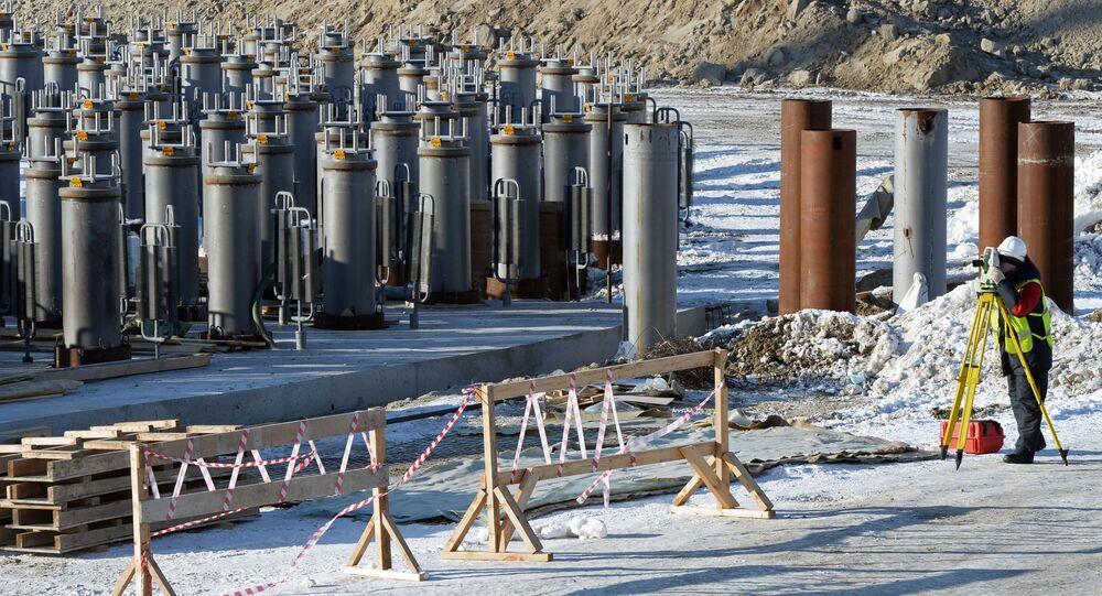 Rosyjski gaz skroplony