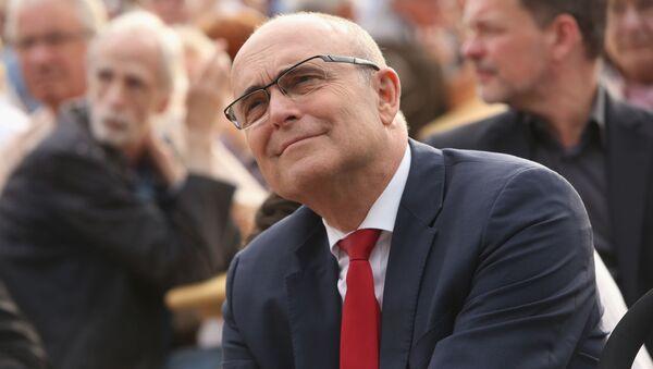 Premier Meklemburgii-Pomorza Przedniego Erwin Sellering - Sputnik Polska