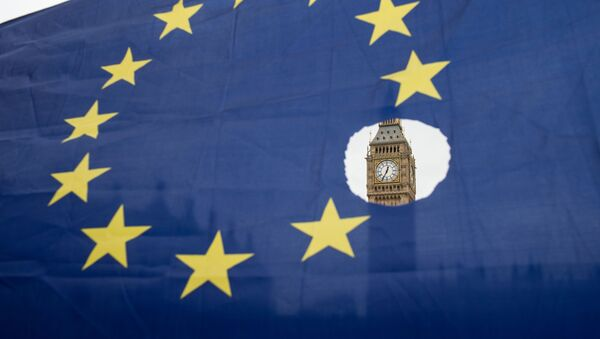 Szczyt UE przyjął wytyczne ws. Brexitu - Sputnik Polska
