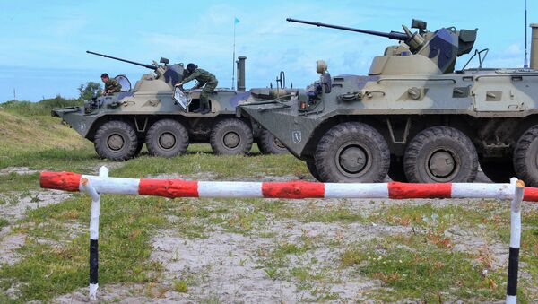 BTR-82А - Sputnik Polska