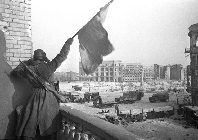 Stalingrad, 1943 rok
