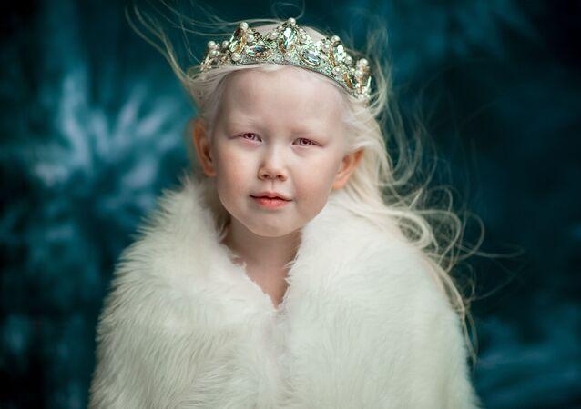Syberyjska Królewna Śnieżka