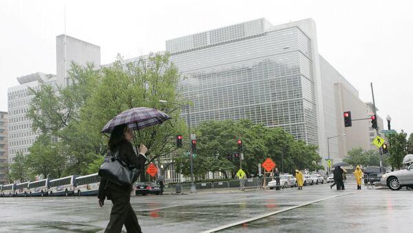Siedziba Banku Światowego w Waszyngtonie - Sputnik Polska