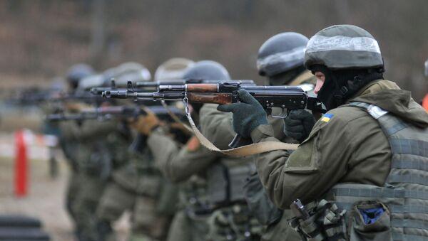 Gwardia Narodowa Ukrainy - Sputnik Polska