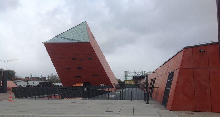 Muzeum II Wojny Światowej w Gdańsku