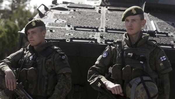Manewry NATO - Sputnik Polska
