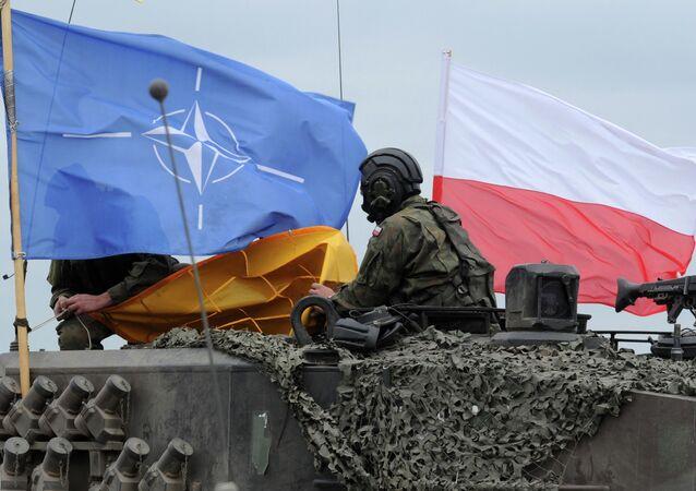 "Manewry NATO ""Noble Jump w Polsce"