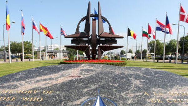 Siedziba władz NATO w Brukseli - Sputnik Polska