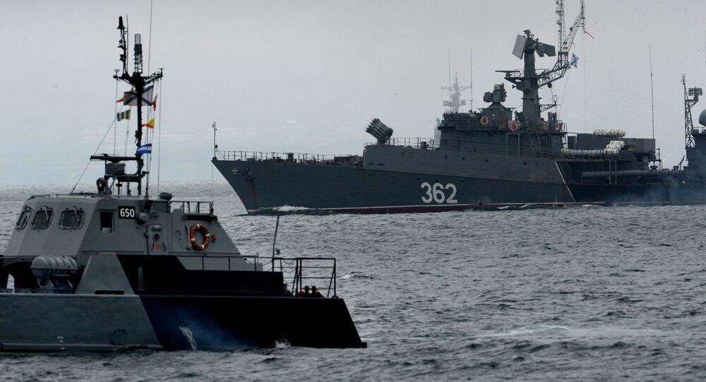 Okręty Floty Oceanu Spokojnego Marynarki Wojennej Federacji Rosyjskiej