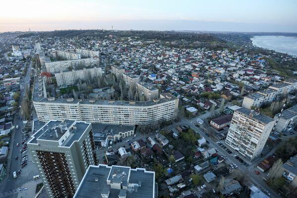 Saratów jest drugim pod względem długości rosyjskim miastem (36 km), dłuższe od niego są tylko Soczi. - Sputnik Polska