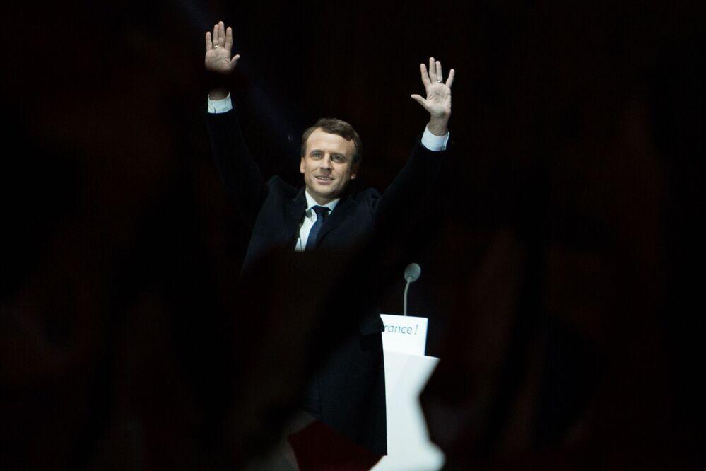 Twórca ruchu En Marche! Emmanuel Macron odniósł zwycięstwo w drugiej turze wyborów prezydenckich z wynikiem 66,1% — wskazują ostateczne dane MSW we Francji.