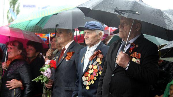 Donieck obchodzi Dzień Zwycięstwa - Sputnik Polska