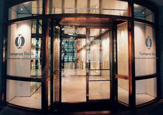 Europejski Bank Odbudowy i Rozwoju w Londynie
