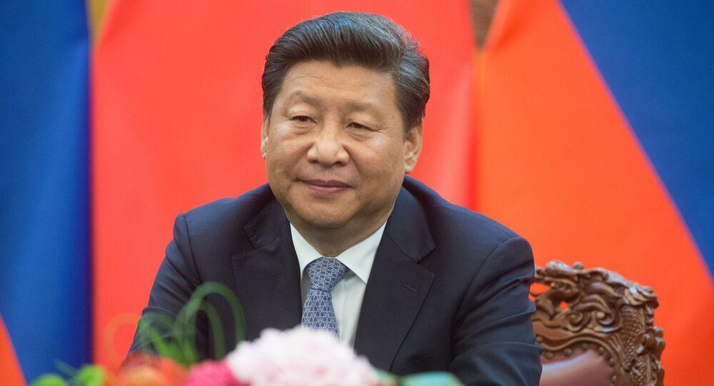 Przewodniczący Chińskiej Republiki Ludowej Xi Jinping
