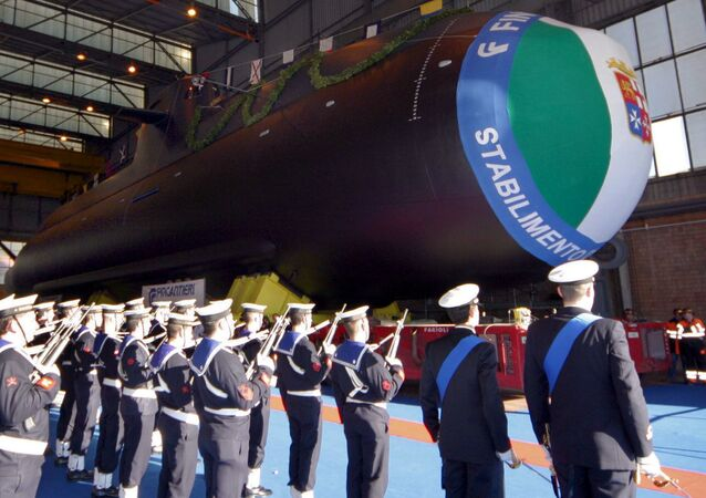 Włoski okręt podwodny Scire