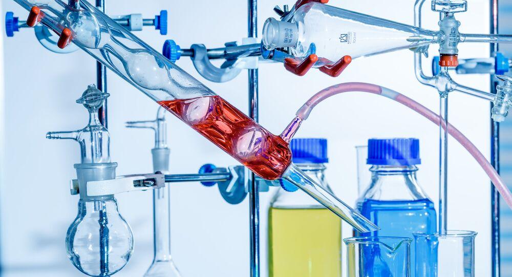 Chemiczne eksperymenty