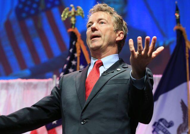 Amerykański senator Rand Paul