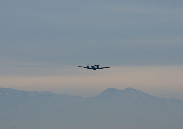 Samolot JGSDF Beechcraft B350 (LR-2)