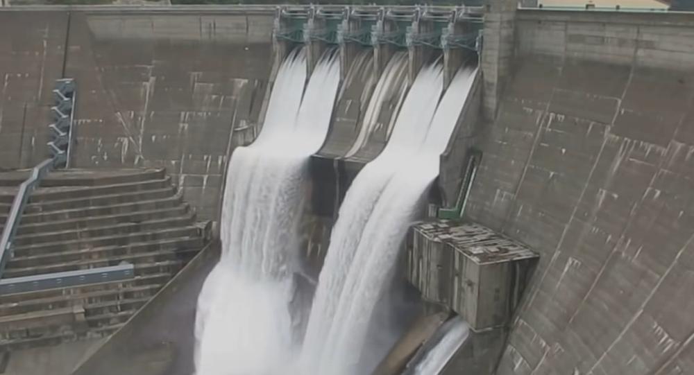 Moc wody: tamy na całym świecie