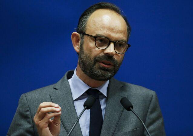 Premier Francji Edouard Philippe