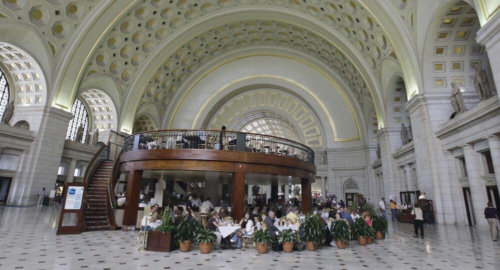 Dworzec Union Station w Waszyngtonie