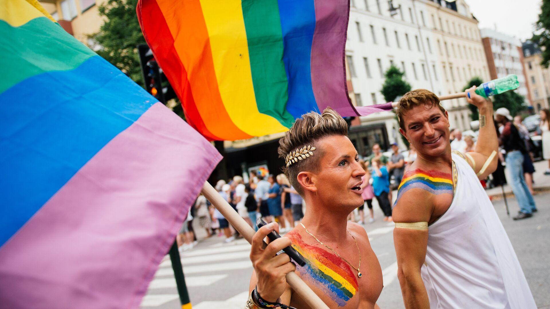 LGBT - Sputnik Polska, 1920, 15.09.2021