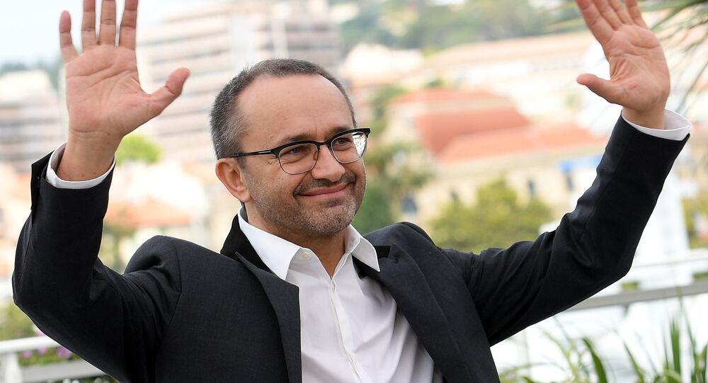 Andriej Zwiaginсew w Cannes
