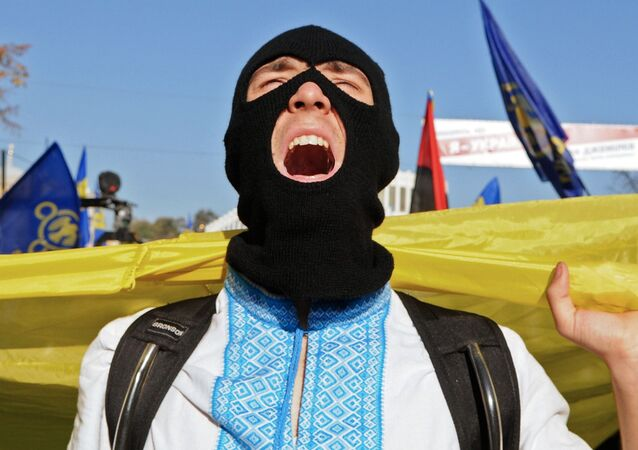 Do Polski przede wszystkim chcą się dostać mieszkańcy Ukrainy Zachodniej, gdzie Banderę i Szuchewycza uważa się za bohaterów