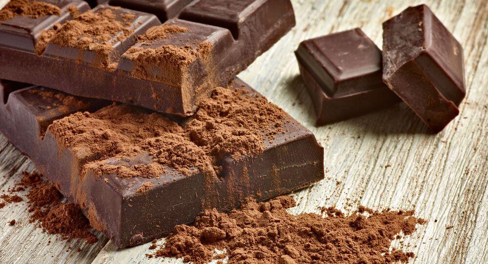 Tabliczki czekolady