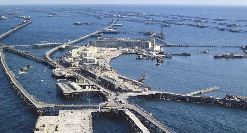 Osiedle typu miejskiego na Morzu Kaspijskim