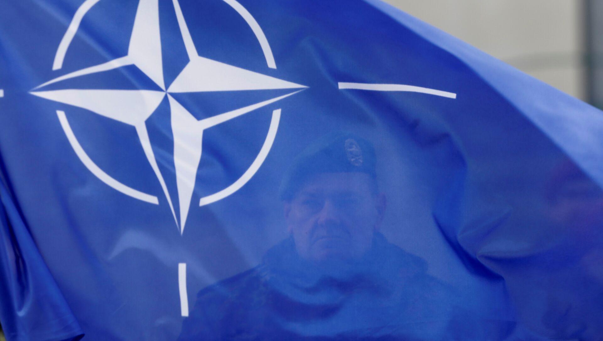 Flaga NATO - Sputnik Polska, 1920, 19.06.2021