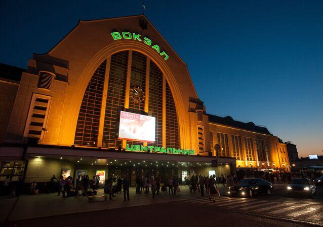 Dworzec Centralny w KIjowie