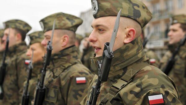 Polscy żołnierze - Sputnik Polska