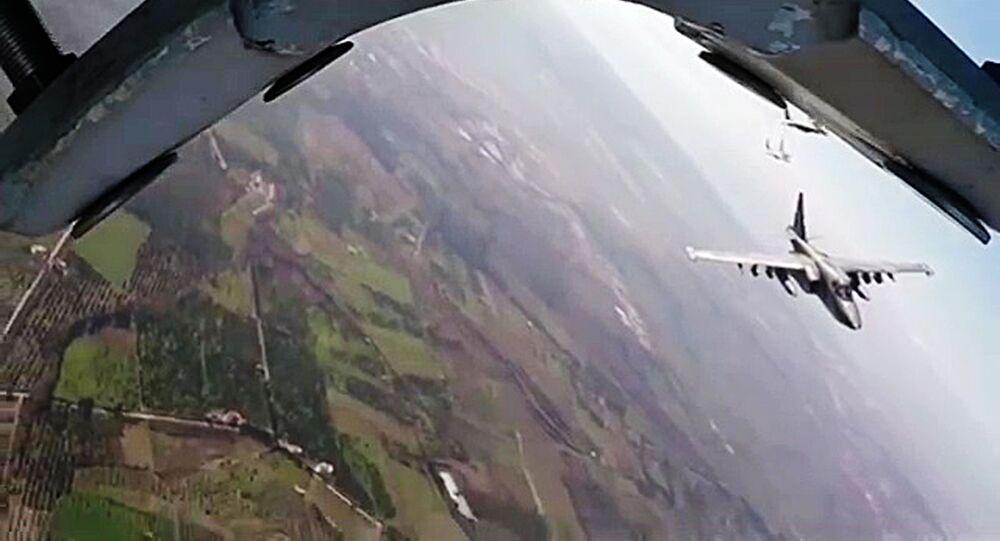 Rosyjskie lotnictwo